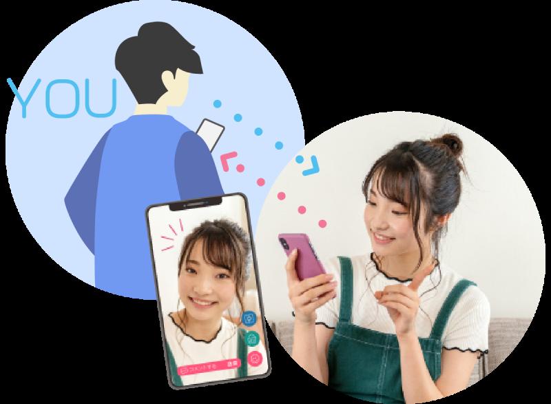 Aplikasi untuk ngobrol langsung bareng idol Favoritmu!